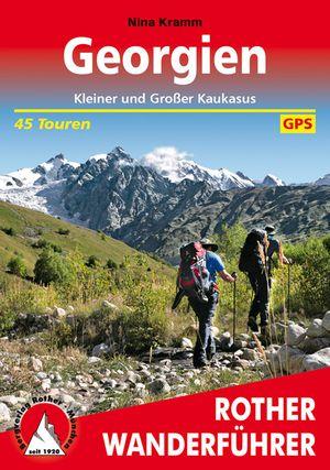 Georgien - Kleiner & Grosser Kaukasus (wf) 48T