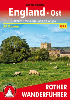 England - Ost - Ostliche Midlands & East Anglia (wf) 55T