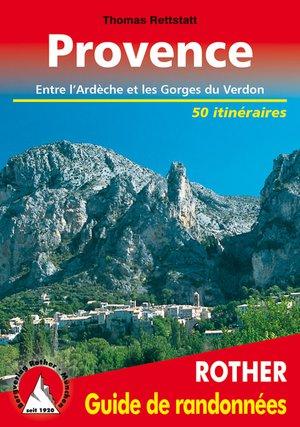 Provence entre Ardèche & Gorges Verdon guide rando 50T