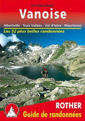 Vanoise guide rando 52T Albertville-Trois Vallées