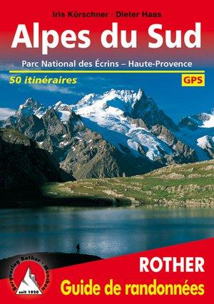 Alpes du Sud guide rando 50T