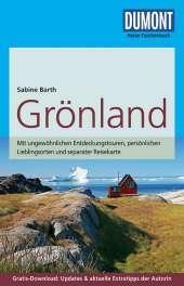 Groenland Reise-taschenbuch Dumont