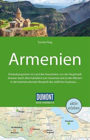 Armenien Reise-handbuch Dumont