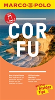 Corfu Marco Polo Pocket Travel Guide 2018 - With Pull Out Map