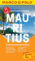 Mauritius Marco Polo Pocket Travel Guide 2018 - With Pull Out Map