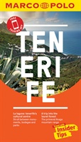 Tenerife Marco Polo Pocket Travel Guide 2018 - With Pull Out Map