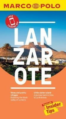 Lanzarote Marco Polo Pocket Travel Guide 2018 - With Pull Out Map