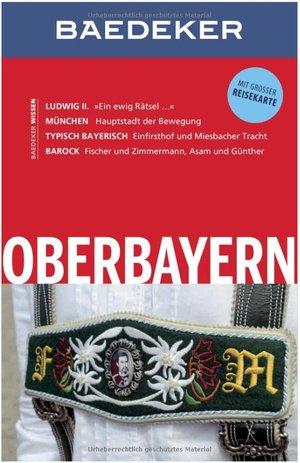 Oberbayern Reiseführer Baedeker