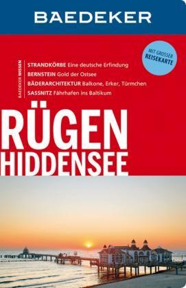Rugen, Hiddensee Reiseführer Baedeker