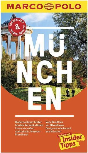 München Reiseführer Marco Polo