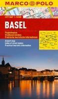 Basel 1:15.000 Marco Polo City Map