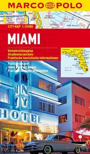 Marco Polo Miami Cityplan
