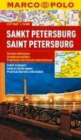Marco Polo Sint-Petersburg Cityplan
