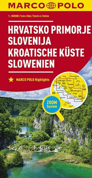 Marco Polo Kroatische Kust - Slovenië