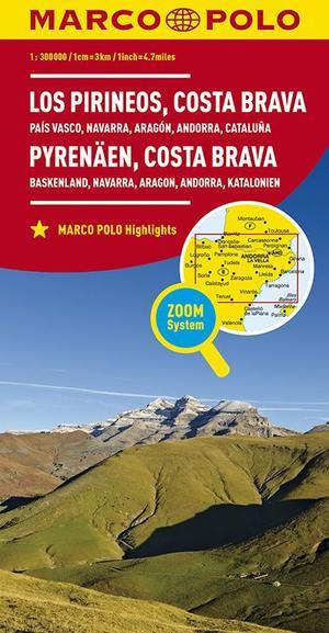Marco Polo Pyreneen, Costa Brava, Baskenland, Navarra