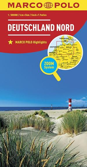Marco Polo Duitsland Noord