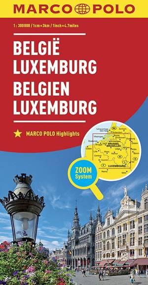 Marco Polo België - Luxemburg