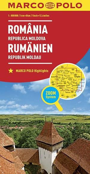Marco Polo Roemenië, Moldavië