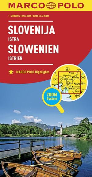 Marco Polo Slovenië, Istrië