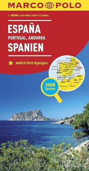 Marco Polo Spanje / Portugal