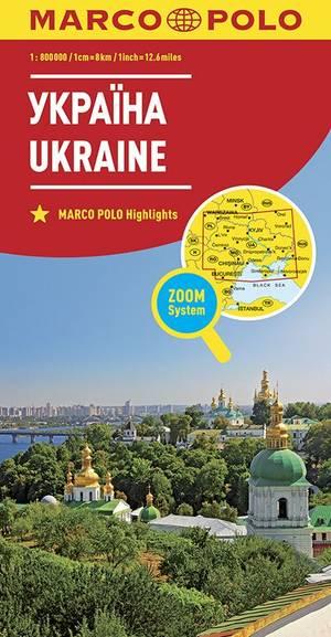 Ukraine 1:800.000