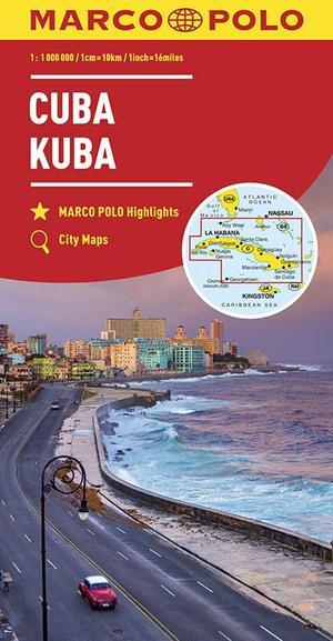 Cuba 1:1.000.000 Marco Polo