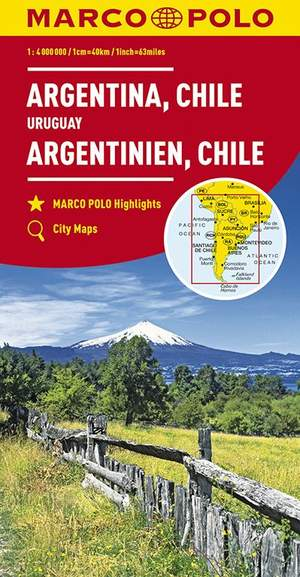 Marco Polo Argentinië, Chili, Uruguay