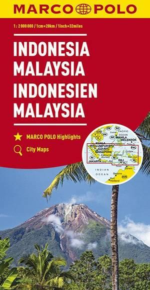 Marco Polo Indonesië , Maleisië