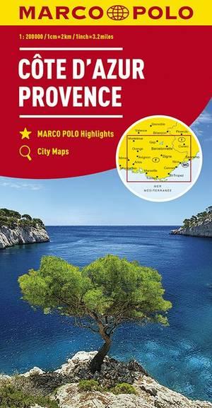 Marco Polo Cote d'Azur, Provence