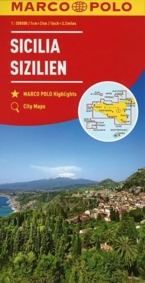 Mpk 14 Sicilie 1:200.000