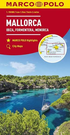 Marco Polo Mallorca, Ibiza, Formentera, Menorca