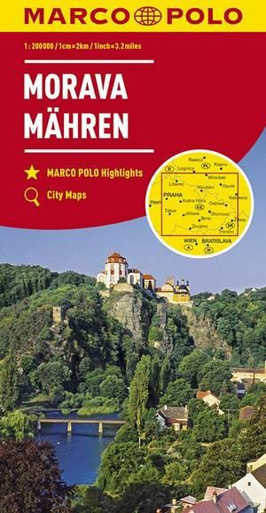 Marco Polo Mähren / Moravië