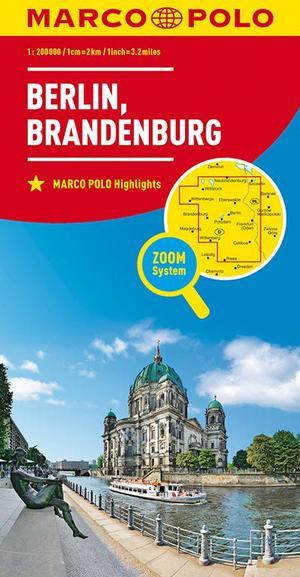 Marco Polo Berlijn - Brandenburg 4