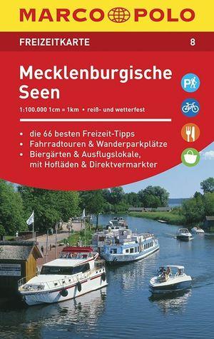 Marco Polo FZK08 Meckelenburgische Seen