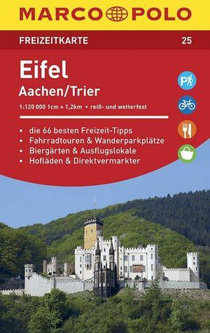 Eifel Mp Freizeitkarte 25