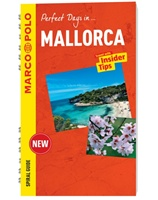 Mallorca Marco Polo Travel Guide - With Pull Out Map