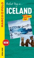Iceland Marco Polo Travel Guide - With Pull Out Map