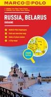 Russia/belarus Map