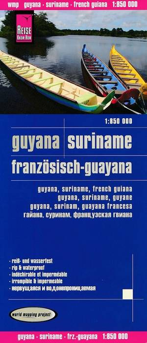Guyana / Suriname / French Guiana