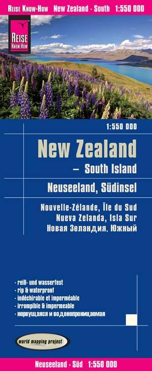 Nieuw-Zeeland - Zuideiland