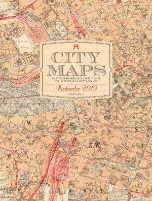 City Maps Kalender 2019