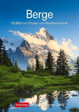 Berge weekkalender 2019