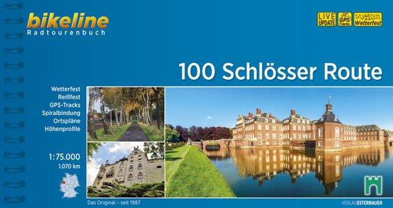 100 Schlosser Im Munsterland - Quer Durch Radelpark Munsterland
