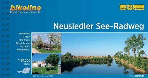 Neusiedler See-radweg Den Neusiedler See Umrunden