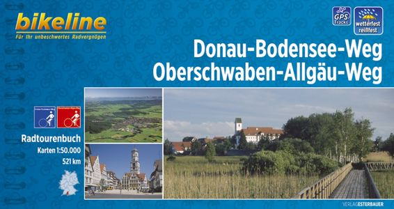 Donau-bodensee-radweg Ulm - Friedrichshafen