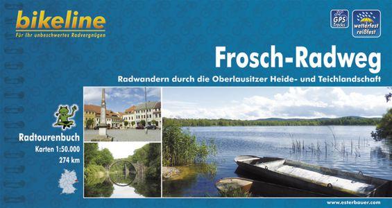Frosch Radweg Durch Oberlausitzer Heide-und Teichlandsch