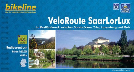 Saarlorlux Veloroute Saarbrucken-trier-luxemburg-metz