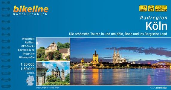 Koln Radatlas Schonsten Touren In Und Um Koln, Bonn Und Bergische Land