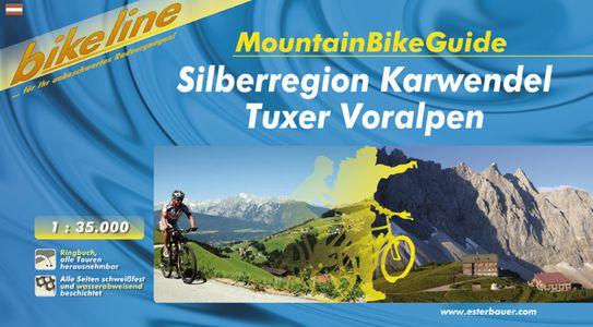 Silberregion Karwendel/tuxor Voralpen Mountainbikeguide