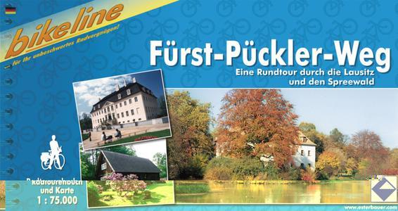 Furst-puckler-weg Rundtour Durch Die Lausitz And Den Spreewald